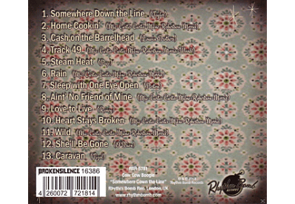 Cow Cow Boogie - Somewhere Down The Line [CD]
