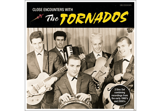 The Tornados - Close Encounters With The Tornados [CD]