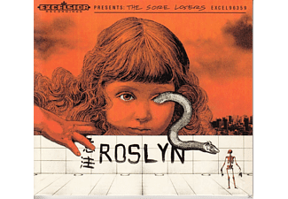 The Sore Losers - Rosyln - (CD)
