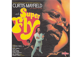 Curtis Mayfield - Superfly (Deluxe) - (CD)
