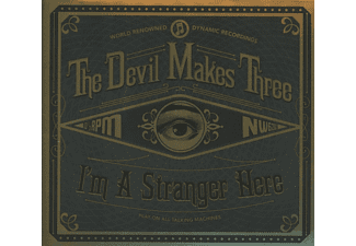 Devil Makes Three - I'm A Stranger Here [CD]