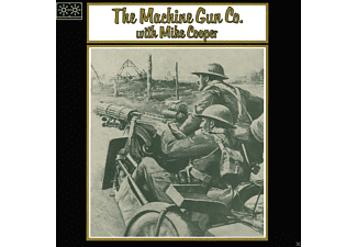 Mike Cooper - Places I Know/The Machine Gun Co. - (CD)