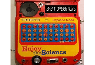 Various - 8-Bit Operators: Tribute To Depeche Mode [CD]