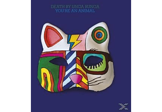 Death By Unga Bunga - You're An Animal [CD]