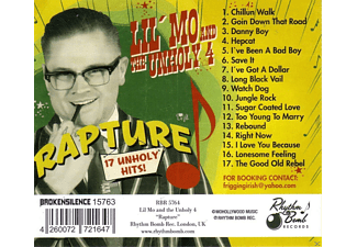 Lil' Mo, The Unholy 4 - Rapture - (CD)