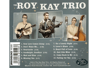 Roy -trio- Kay - Mad And Blue - (CD)