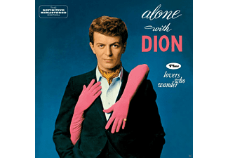 Dion - Alone With Dion / Lovers Who Wander - (CD)