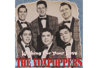 The Voxpoppers - Wishing For Your Love - (CD)