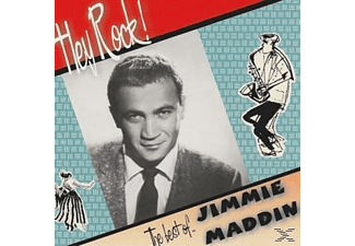 Jimmie Maddin - Hey Rock! The Best Of... [CD]