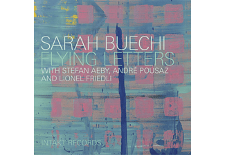 Buechi Sarah - Flying Letters - (CD)
