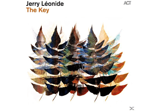 Jerry Leonide - The Key [CD]