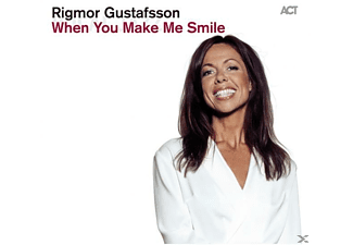 Rigmor Gustafsson - When You Make Me Smile - (CD)