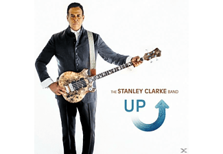 Stanley Band Clarke - UP - (CD)