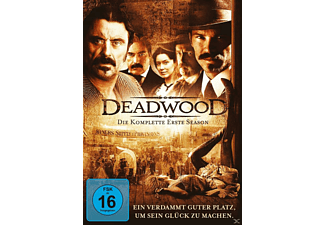 Deadwood - Staffel 1 [DVD]