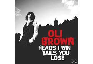 Oli Brown - Heads I Win Tails You.. - (CD)
