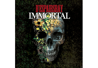 D'espairs Ray - Immortal - (CD + DVD Video)