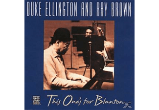 Ray Brown - This One's For Blanton | CD