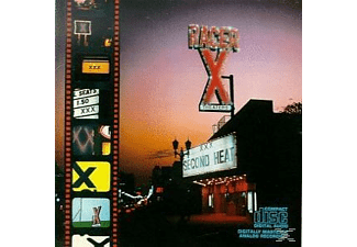 Racer X - Second Heat - (CD)