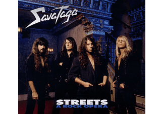Savatage - Streets-A Rock Opera (2011 Edition) - (CD)