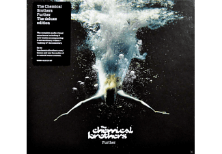 The Chemical Brothers - Further - (CD + DVD Video)