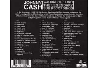 Johnny Cash - Legendary Sun Recordings [CD]