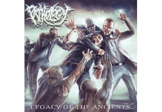 Pathology - Legacy Of The Ancients - (CD)