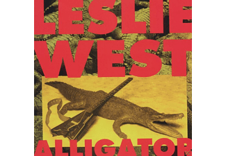 Leslie West - ALLIGATOR - (CD)