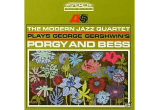 The Modern Jazz Quartet - Porgy & Bessjazz Mastersjazz Masters - (CD)