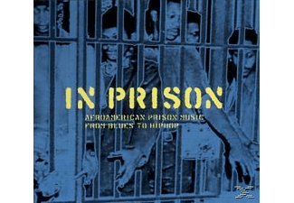 VARIOUS - In Prison - (CD)