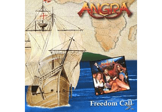 Angra - Freedom Call/Holy Live [CD]