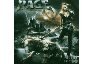 Rage - Full Moon In St.Petersburg [CD]
