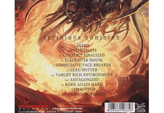 Malevolent Creation - Invidious Dominion [CD]