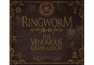 Ringworm - The Venomous Grand Design - (CD)