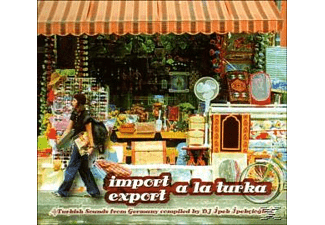 Various - Import Export A La Turka-Turkish Sounds From Germa - (CD)