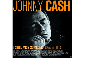 Johnny Cash - I Still Miss Someone - Greatest Hits - (CD)