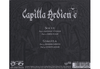 Capilla Ardiente - Solve Et Coagula [5 Zoll Single CD (2-Track)]