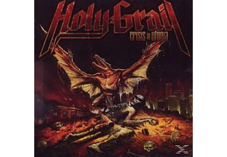 Holy Grail - Crisis In Utopia - (CD)