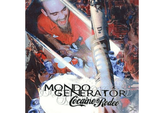 Mondo Generator - Cocaine Rodeo - (CD)
