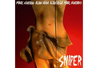 Marc Hurtado, Vega Alan - Sniper [CD]