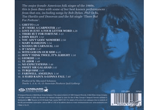 Joan Baez - First Ten Years - (CD)