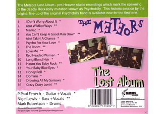 The Meteors - The Lost Album [CD]