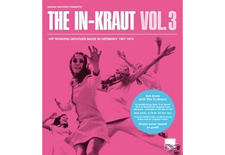 VARIOUS - The In-Kraut Vol.3 - (CD)