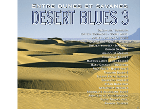 VARIOUS - Desert Blues Vol.3-Entre Dunes Et Savanes [CD]