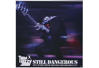 Thin Lizzy - Still Dangerous - Live At The Tower Theatre Philadelphia 1977 - (CD)
