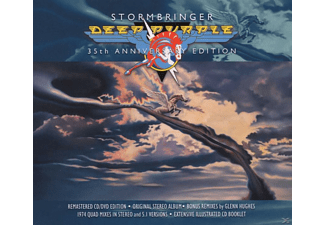 Deep Purple - Stormbringer (Remastered Edition) - (DVD)