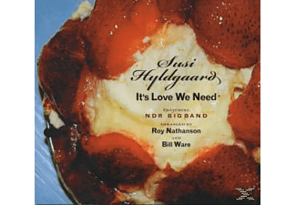 Susi Hyldgaard - It's Love We Need [CD]
