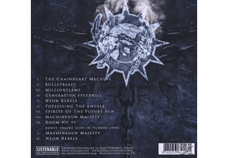 Soilwork - The Chainheart Machine - (CD)