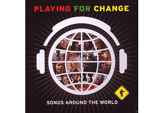 Playing For Change - Songs Around The World - (CD + DVD Video)