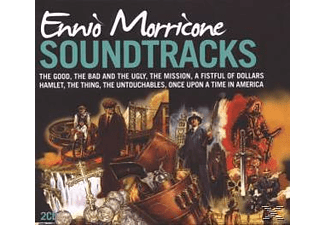 VARIOUS - Ennio Morricone Soundtracks - (CD)