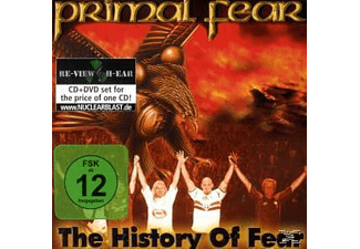 Primal Fear - The History Of Fear - (CD)